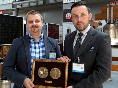 Gold Medal Sacroexpo 2014 and 2015