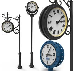 Clocks and Gears - RDUCH